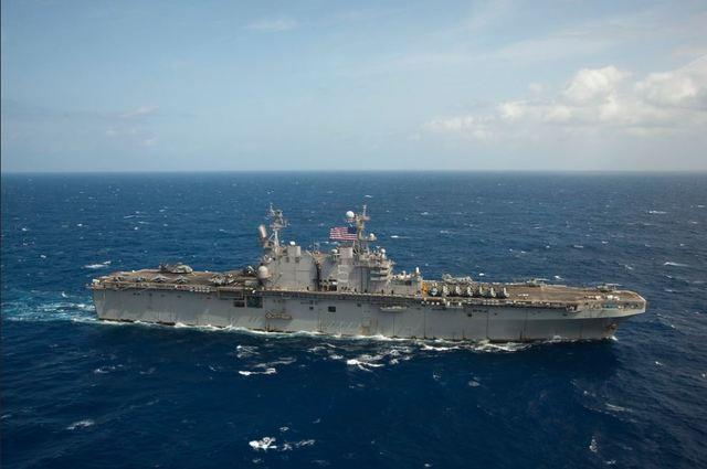 USS PELELIU