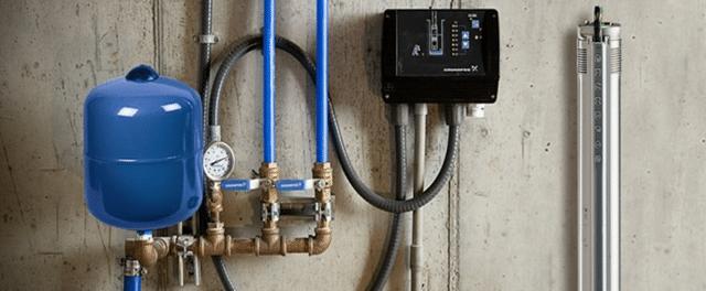 Grundfos Pressure System