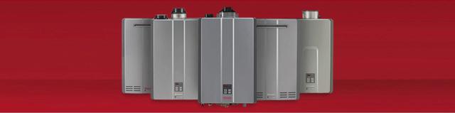 Rinnai Tankless Water Heaters