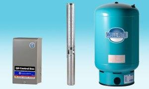 Pump and Pressure Tank Products