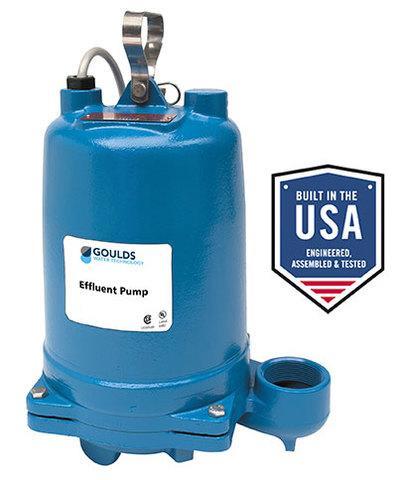 Kellner LLC Goulds Effluent Pump