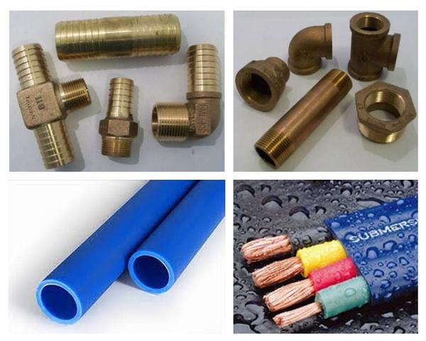 Kellner LLC Pipe Wire Fittings