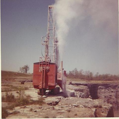 80s well drilling
