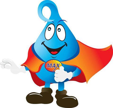 Max Water Drop