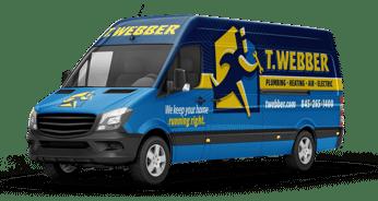 T Webber Service Van