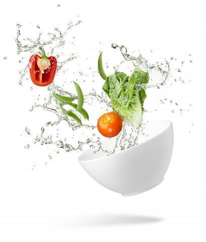 Vegetables in Water