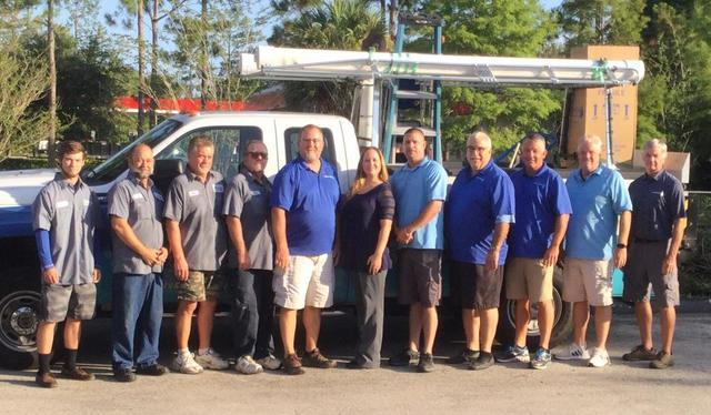 All Florida Soft Water Team