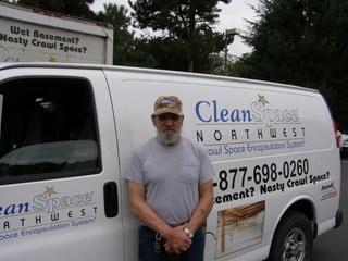 Roy Denesha from CleanSpace Northwest