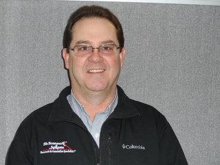 Mark McBride from Bix Basement Systems