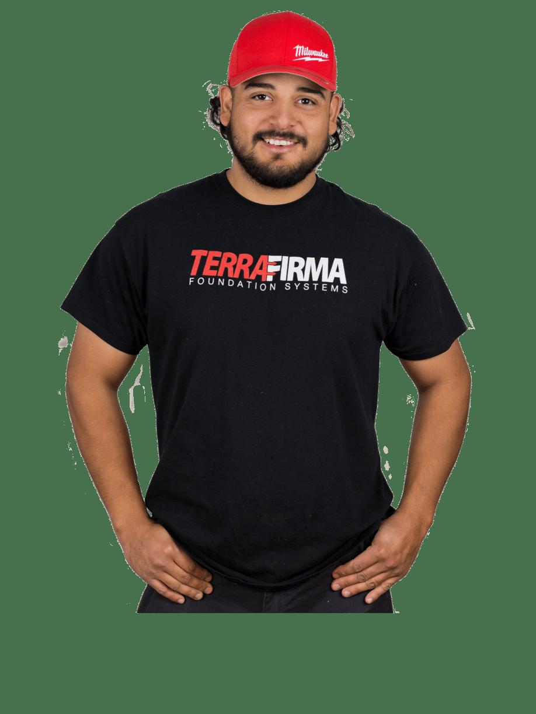 ALEX MARTINEZ-PENA from TerraFirma