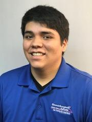 Ramses Anzaldo from Woods Basement Systems, Inc.