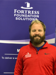 Chris Wilmouth from Fortress Foundation Solutions
