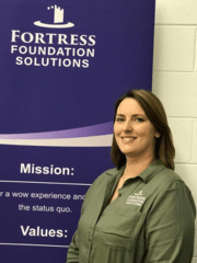 Theresa Llewellyn from Fortress Foundation Solutions