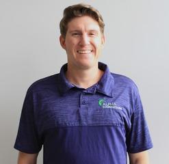 Garrett Caslow from Alpha Foundations