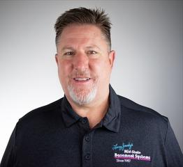 Wesley Martin from Mid-State Basement Systems