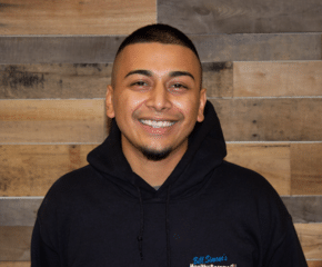 Christian Vilorio from Healthy Basement Systems