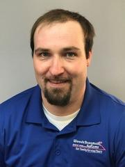 Joshua Cox from Woods Basement Systems, Inc.