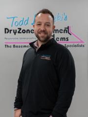 Ryan Souza from DryZone Basement Systems