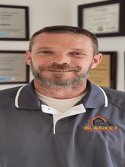 Gregory Mellas from Blanket Insulation Services