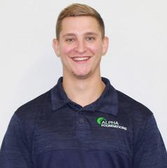 Tyler Dylas from Alpha Foundations