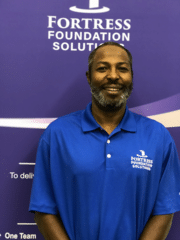 Bill Hunter from Fortress Foundation Solutions