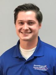 Garrett Carmichael from Woods Basement Systems, Inc.