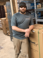 Cory Gagnon from Northeast Basement Systems