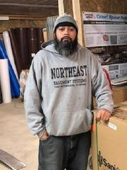 Miguel Torres from Northeast Basement Systems