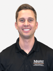 Brandon from Master Services