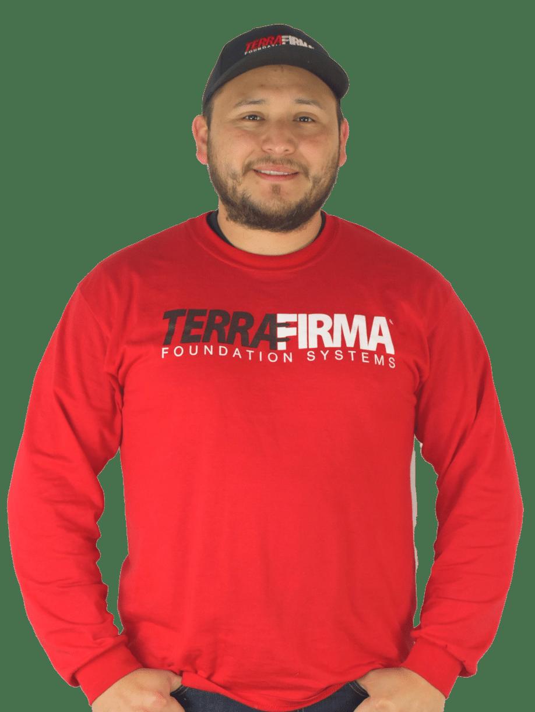 LUIS CETINA from TerraFirma