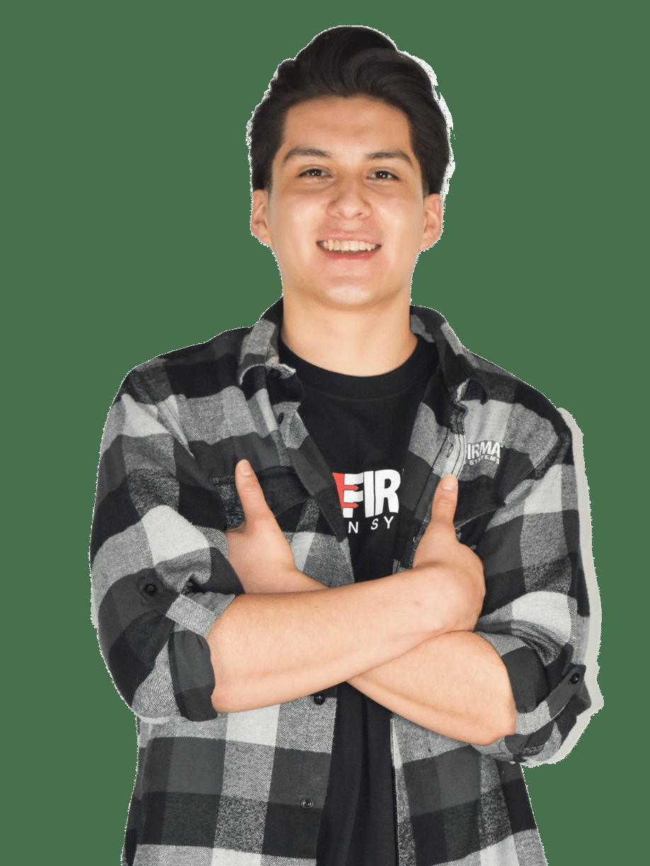 JONATHAN RECINOS from TerraFirma