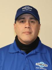 Felipe Quintana from Cowleys Pest Services