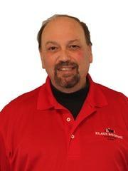 Scott Schearer from Klaus Roofing Systems of Western New York LLC.