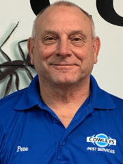 Peter Katula from Cowleys Pest Services