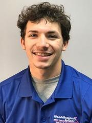Tanner Burke from Woods Basement Systems, Inc.