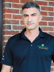 Tomasso Rubino from Outback Deck Inc.