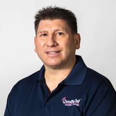 Joseph DelVecchio from Quality 1st Basement Systems