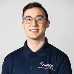 Dylan McDonald from Quality 1st Basement Systems