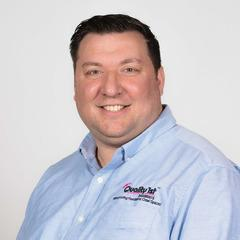 Steve Ventriglio from Quality 1st Basement Systems