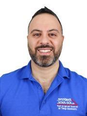 Samer Haddad from Systèmes Sous-sol Québec