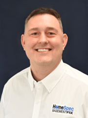 Keith Brown from HomeSpec BasementFix