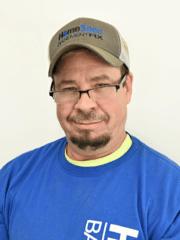 Mike Benak from HomeSpec BasementFix
