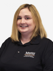 Amanda from Master Services