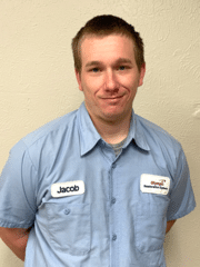 Jacob Hampsten from Olympic Restoration Systems