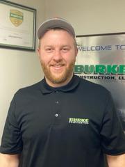 Michael Fox from Burke Construction