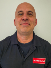 David Roques from MC Fence And Deck
