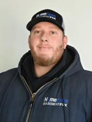 Travis Dutch from HomeSpec BasementFix