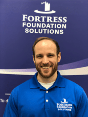 Addison Hall from Fortress Foundation Solutions