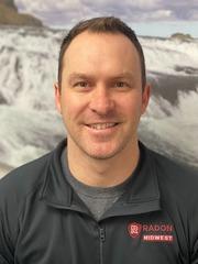 Dustin Jones from Radon Defense Midwest