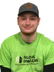 Dalton Davis from Global Dwelling